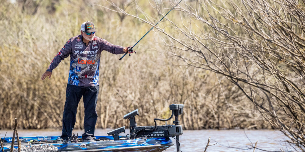 Image for Tommy Biffle's Ode to Fall: Downsize in September, Focus on Bait in October