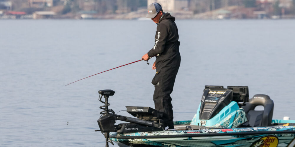 Image for Cody Huff's Best Forward-Facing Sonar Tips