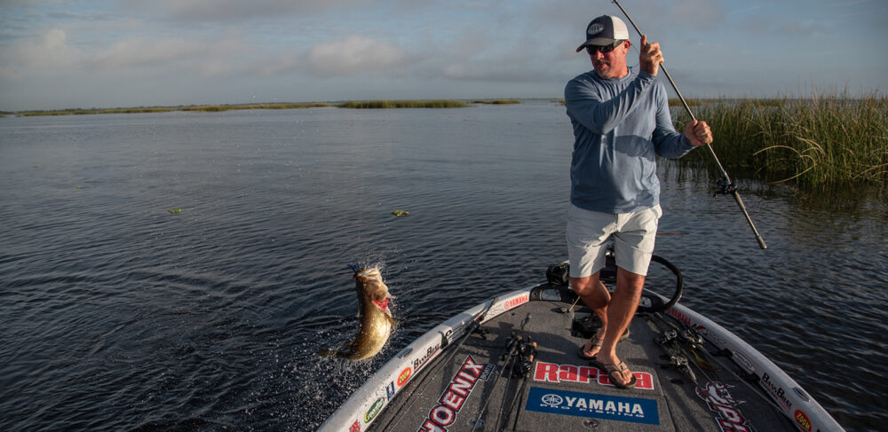 Image for RANDALL THARP: What's Different and the Same About Fall Florida Fishing