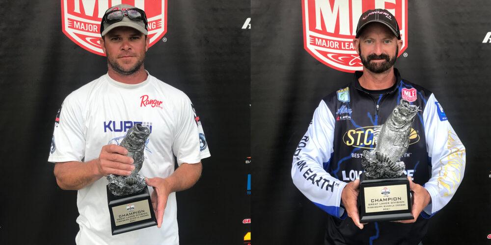 Image for La Crosse's Brueggen Wins Two-Day Phoenix Bass Fishing League Super Tournament on Mississippi River-La Crosse