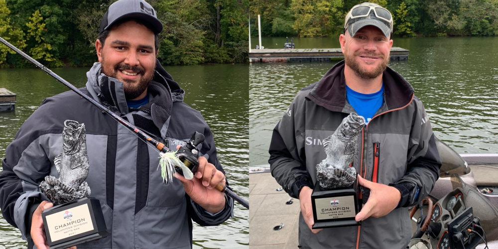 Image for Bluff City's Carson Wins Two-Day Phoenix Bass Fishing League Super Tournament on Watts Bar Lake Presented by Googan Baits