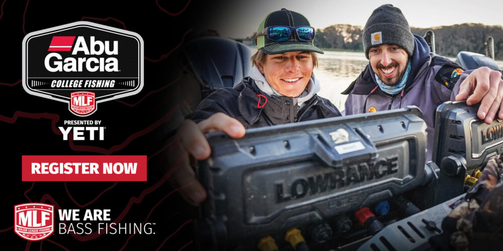 Image for Abu Garcia College Fishing Registration Now Open