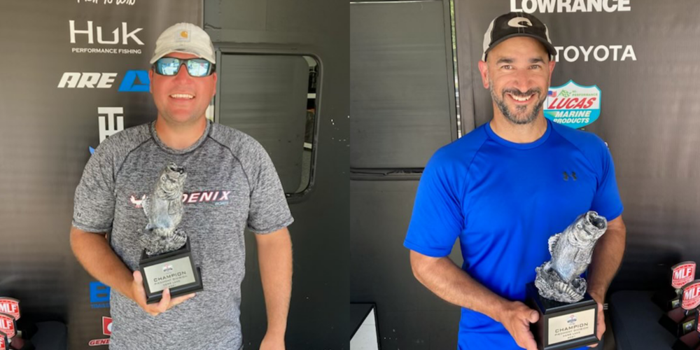 Image for Nathalie's Trent Wins Two-Day Phoenix Bass Fishing League Super Tournament on Kerr Lake