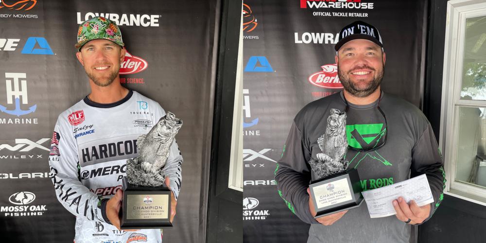 Image for Huntsville's Salzman Wins Two-Day Phoenix Bass Fishing League Super Tournament on Lake Guntersville