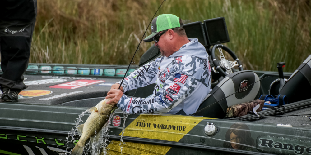 """Image for James Watson Q&A: """"I've Learned a Lot About Fishing as a Pro"""""""