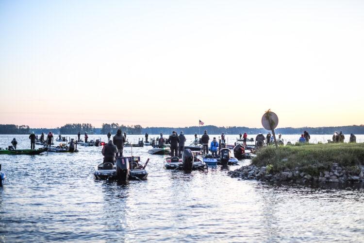 Image for Phoenix Bass Fishing League Regional Championship Set for Lake Murray