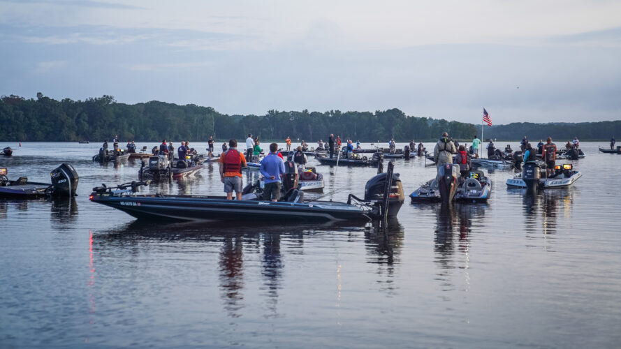 Image for Marbury to Host Phoenix Bass Fishing League Regional Championship on the Potomac River