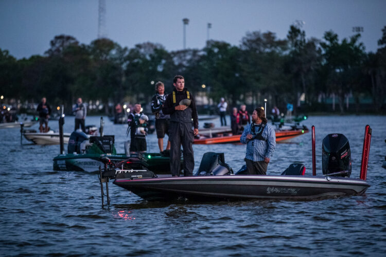 Image for Phoenix Bass Fishing League Regional Championship Set for St. Johns River