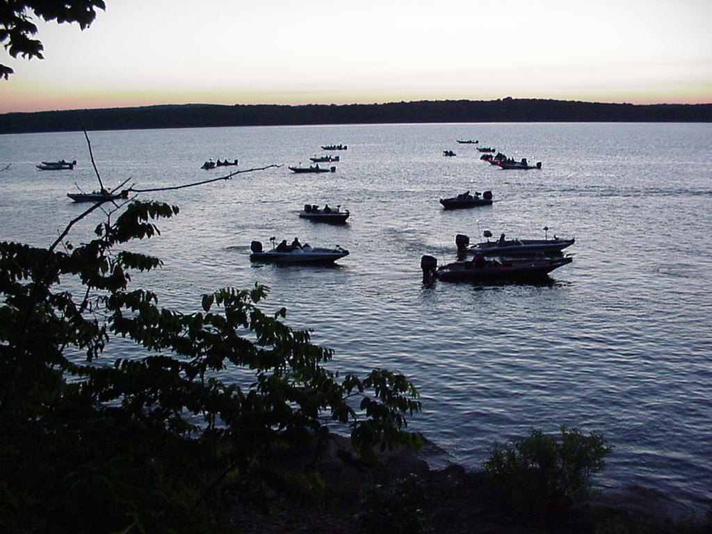 Image for FLW College Fishing Southern Conference Readies for Second Tournament of Season on Fort Gibson Lake