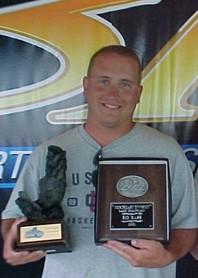 Image for Sikorski wins Wal-Mart Bass Fishing League tournament on Lake Champlain