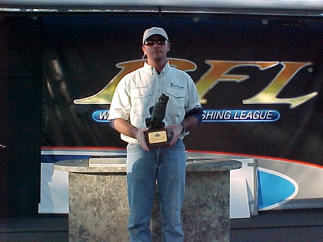 Image for Johnson wins Wal-Mart BFL Savannah River Division tourney