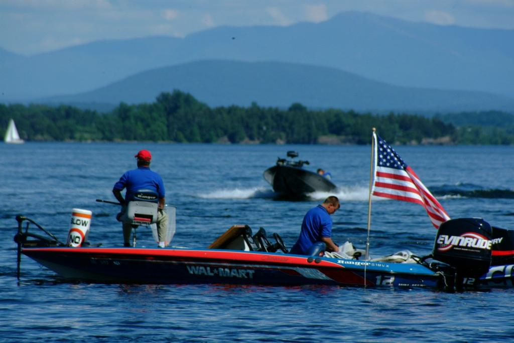 Image for FLW Tour preview: Champlain could prove tricky