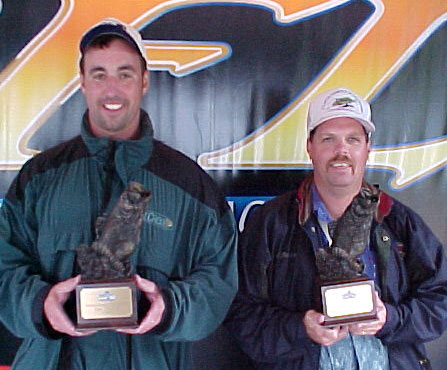 Image for Yund top angler at BFL Northeast Division tournament