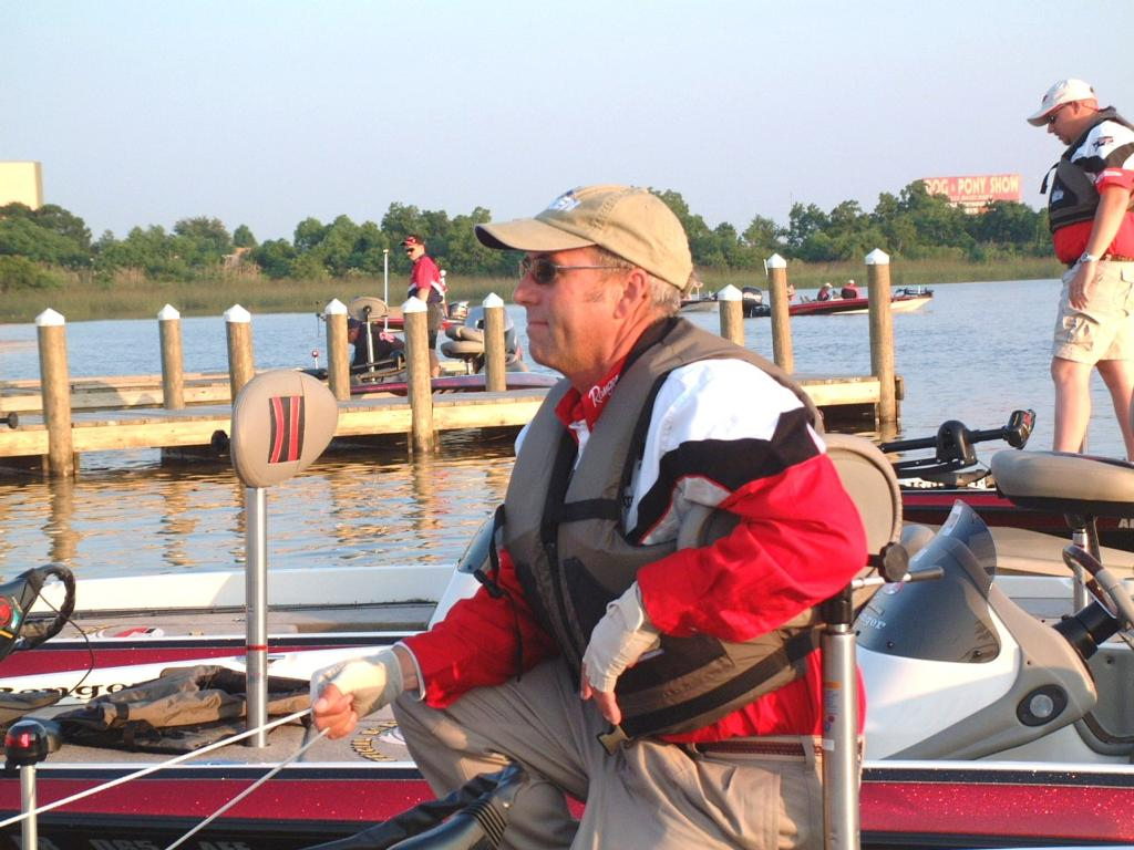 Image for Swollen Mobile Delta greets All-American anglers