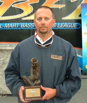 Image for Tarr takes BFL Northeast Division tournament