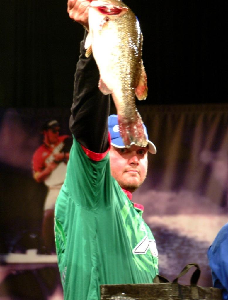 Image for Championship Bites: FLW James River, Day 3