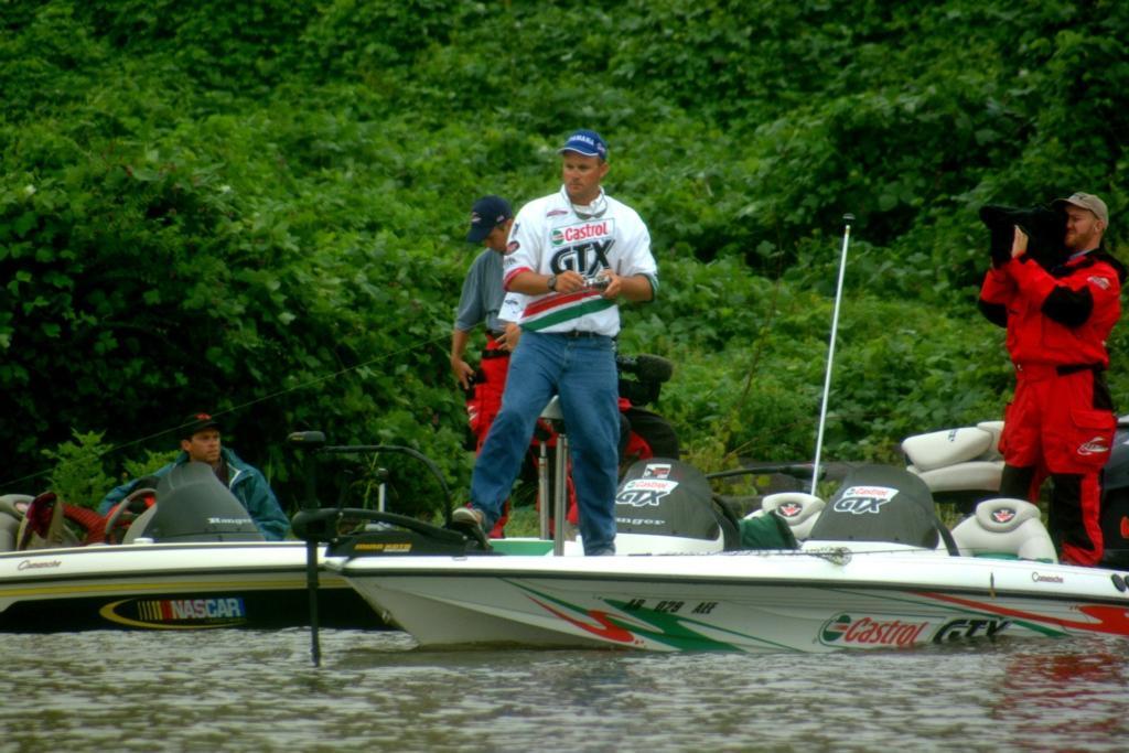Image for Championship Bites: FLW James River, Day 4