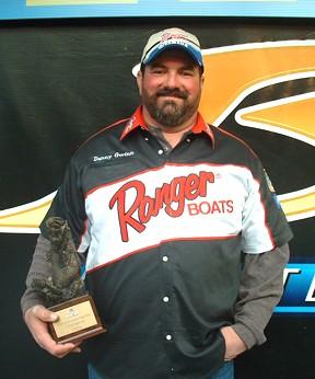 Image for Gwinn wins Arkie Division season opener on Lake Ouachita