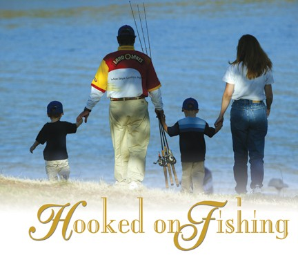 Image for Hooked on fishing