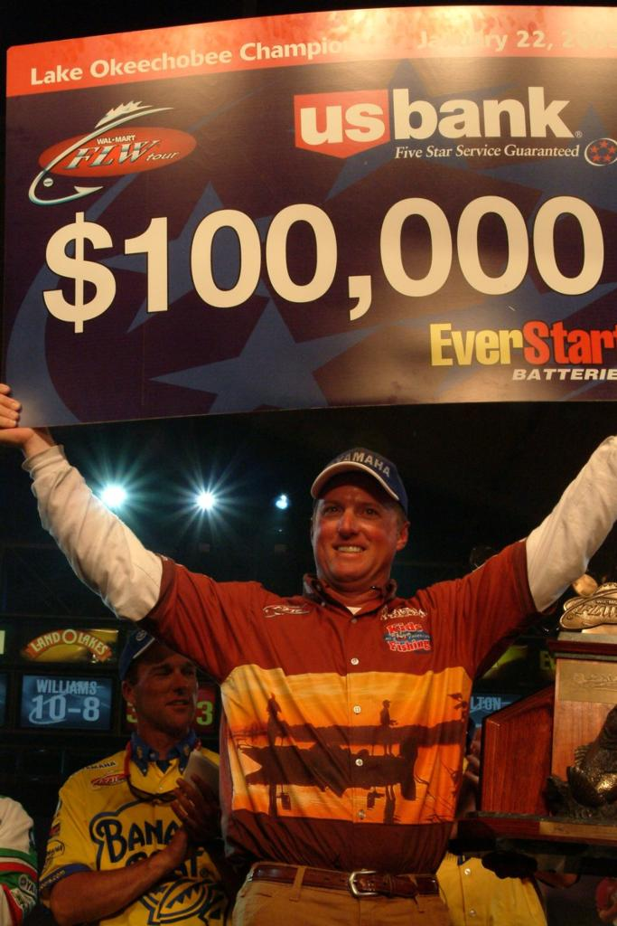 Image for Jordon jolts field to capture FLW title on the Big O