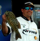 Pro Clayton Meyer of San Diego caught a limit weighing 16 pounds, 4 ounces and earned second place.