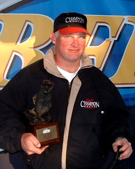 Image for Dyer wins Wal-Mart Bass Fishing League event on Lake Ouachita
