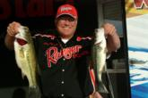 Wisconsin resident Mike Wokasch leads the co-angler side of a tournament far from home on Nevada
