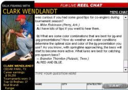 FLW Live Reel Chat