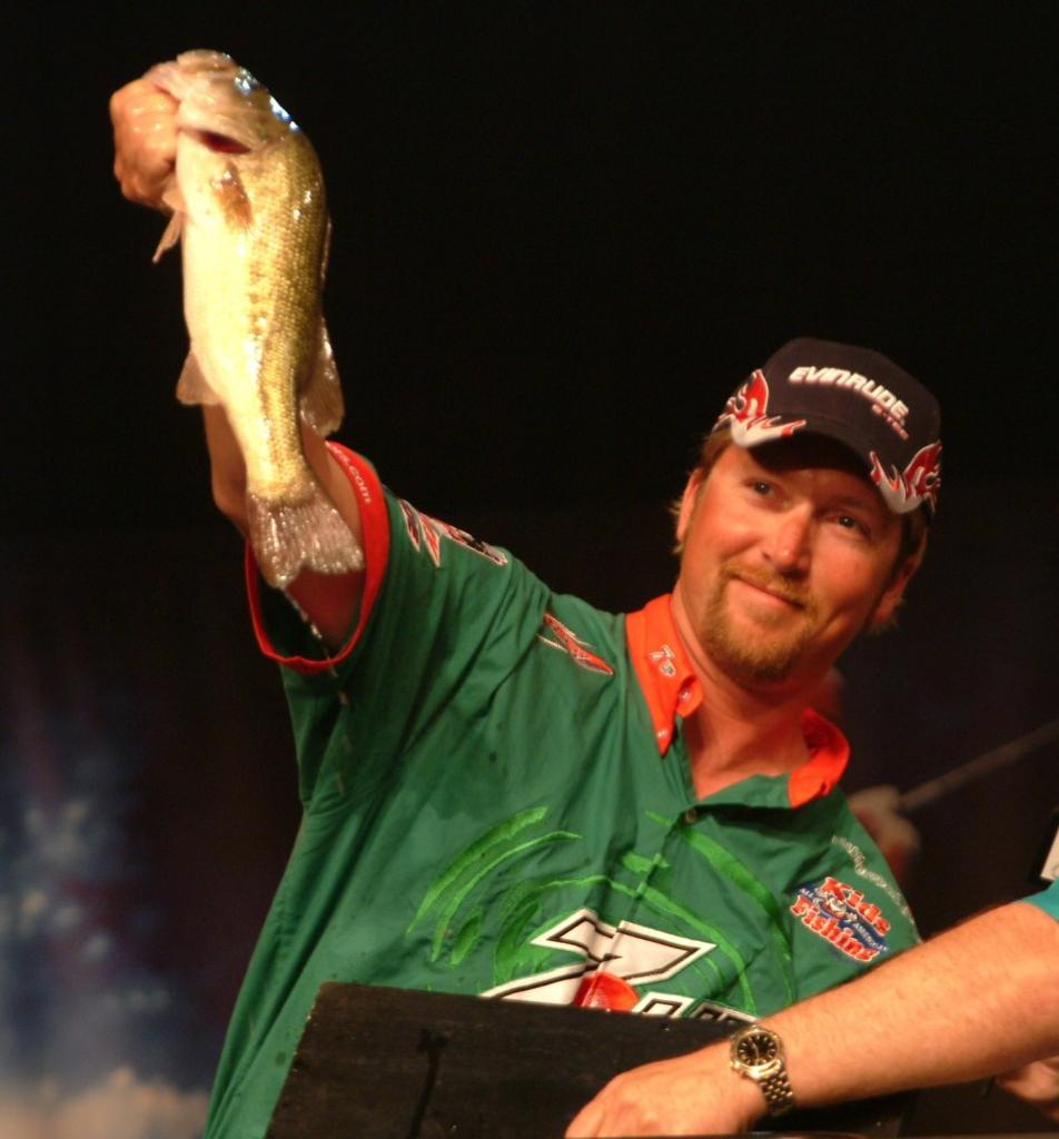 Image for Kenney's 8-11 Friday's best at FLW Championship