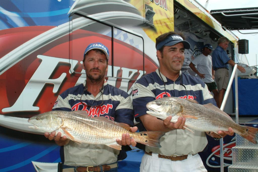 Image for Fragomeni-Culver lead Redfish Series Eastern