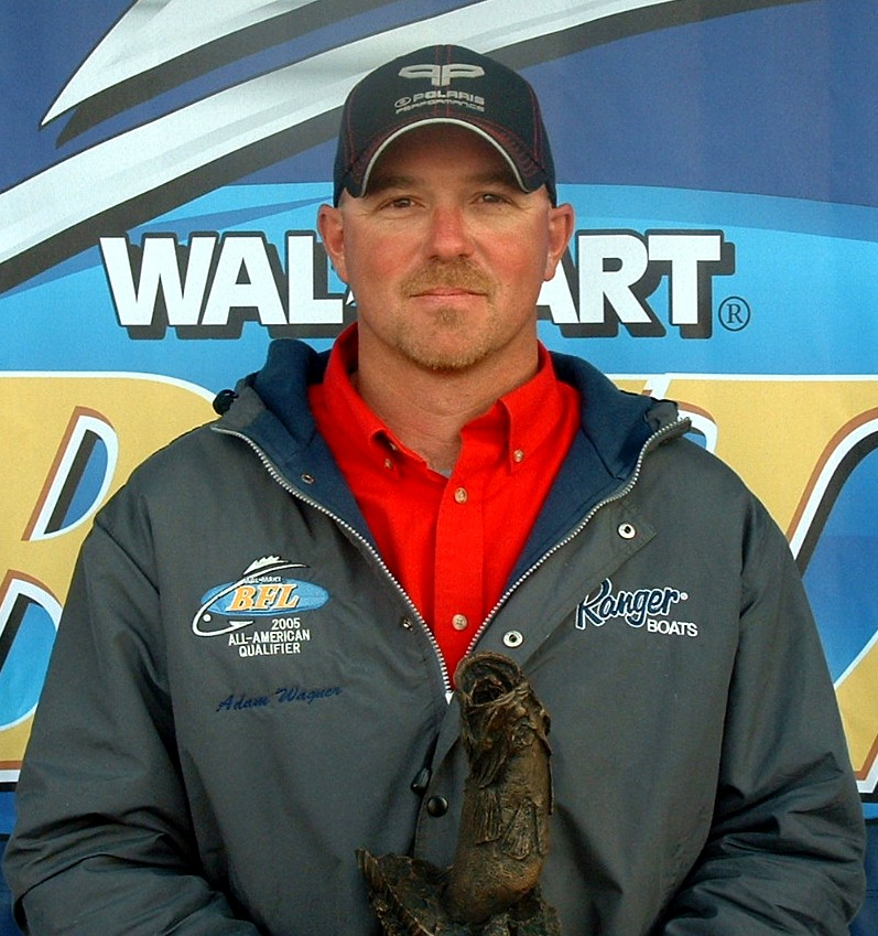 Image for Wagner wins BFL tourney on Percy Priest Lake