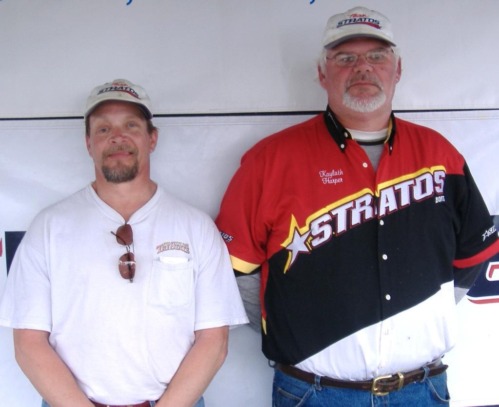 Image for Harper-Hamilton win Stratos Owners' Tournament Trail event on California Delta