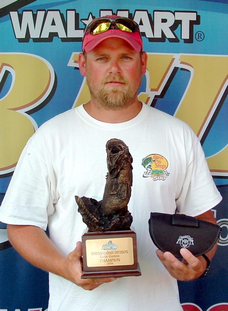 Image for Golden grabs BFL win on Lake Gaston