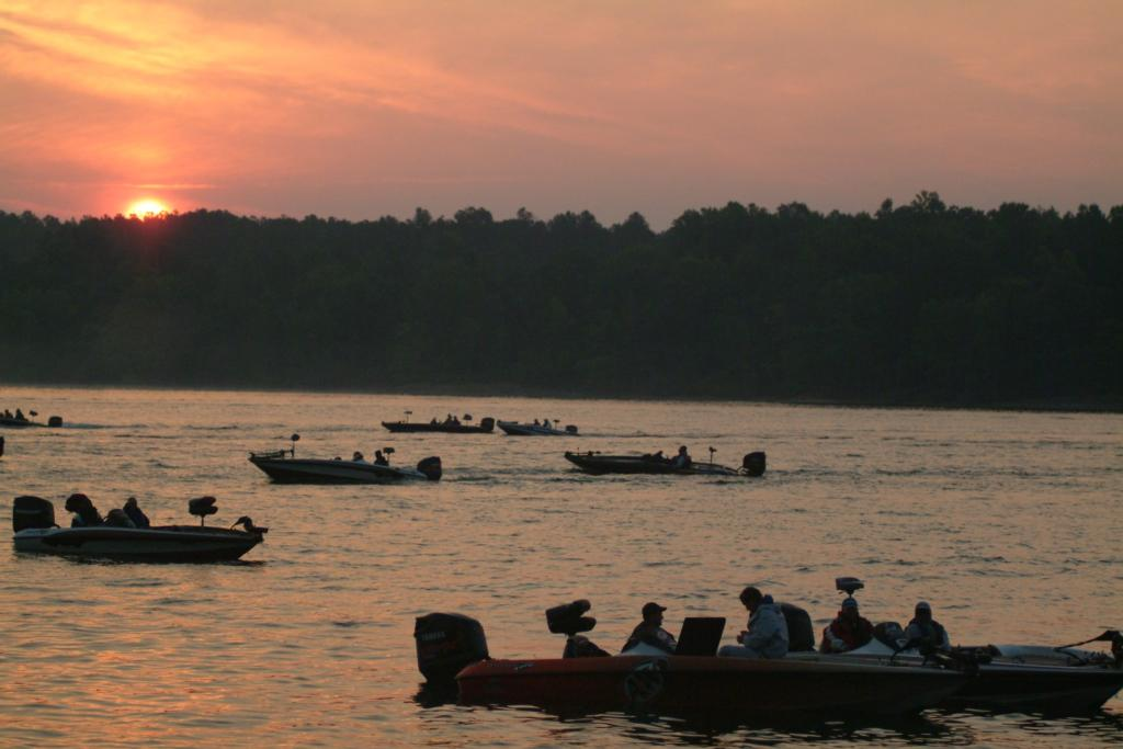 Image for National Guard FLW College Fishing circuit heads to Kerr Lake