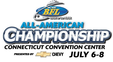 Image for 2006 Wal-Mart BFL All-American co-angler field highlighted