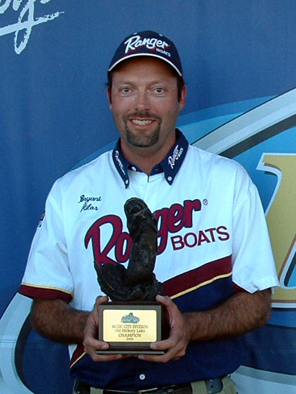 Image for Ailor wins Wal-Mart Bass Fishing League Super Tournament on Old Hickory Lake