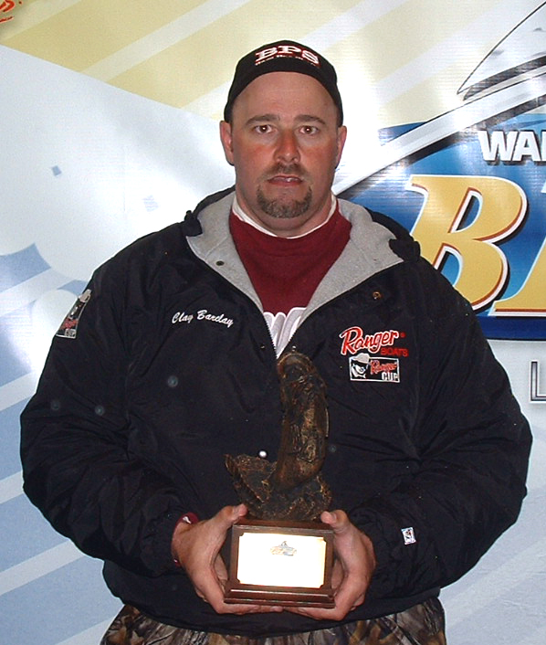 Image for Barclay bests Bama Division boaters on Lake Guntersville