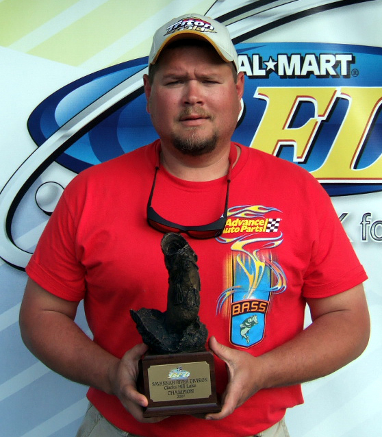 Image for Johnson takes BFL event on Clarks Hill