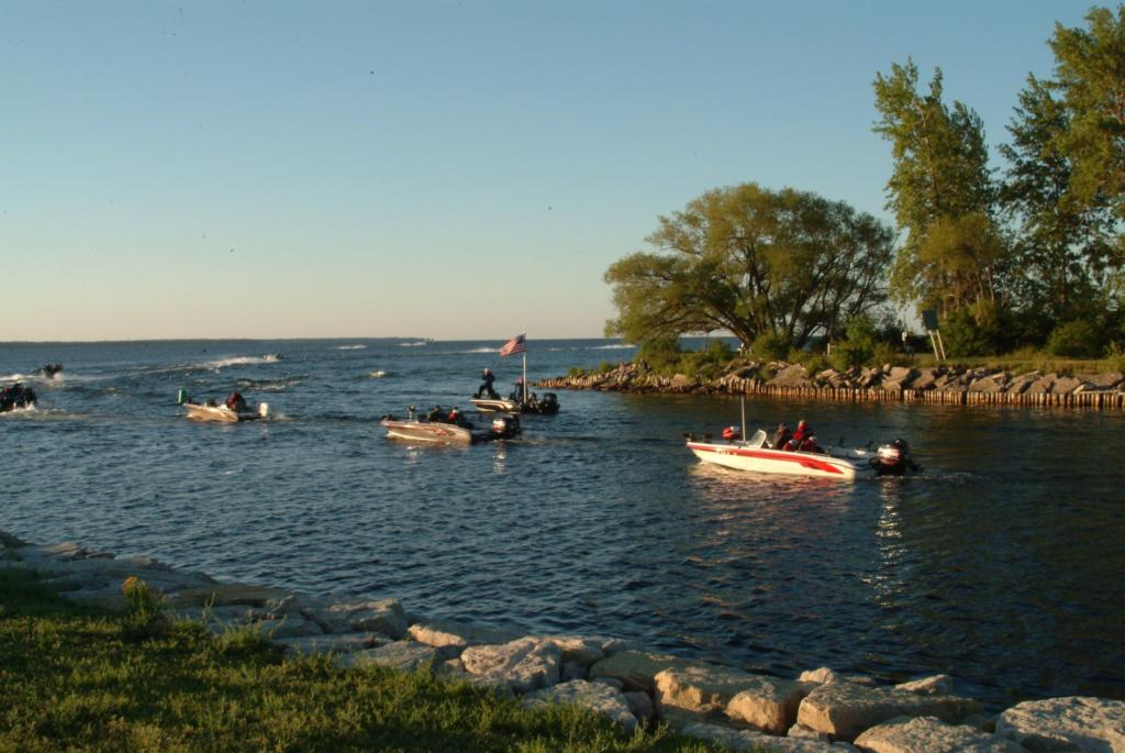Image for National Guard FLW Walleye Tour looks to Bays De Noc