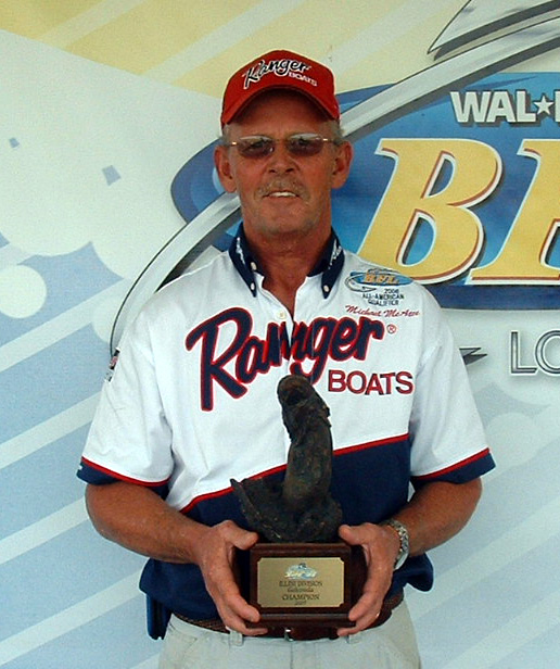 Image for Mcatee best Super Tournament boater on Ohio River