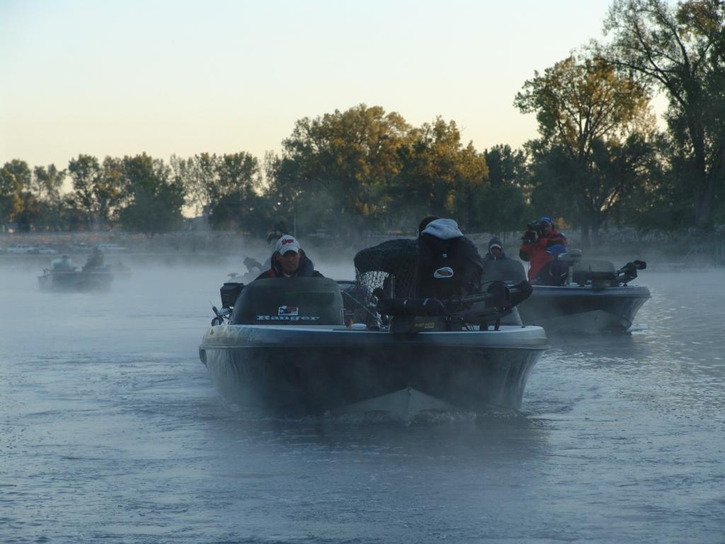 Image for FLW Walleye Tour Championship heads to Mississippi River