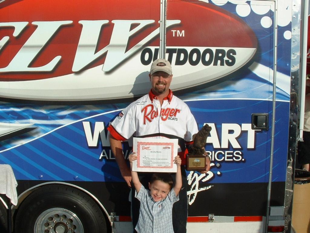 Image for Cagle wins BFL Regional Championship on Lake Seminole