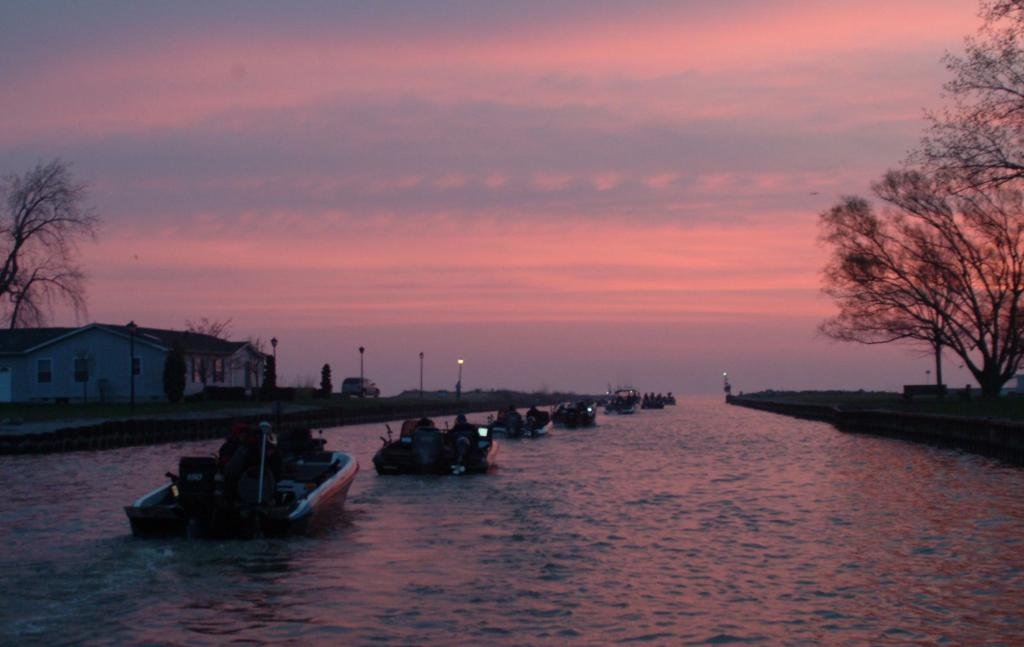 Image for 2009 FLW Walleye Tour preview