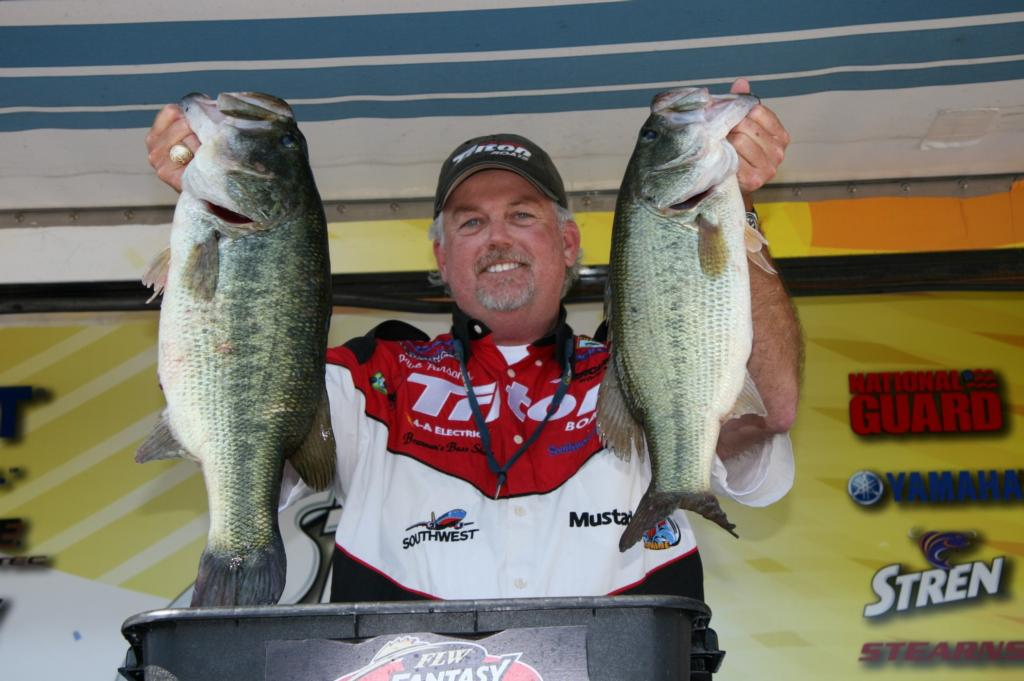 Image for Parsons pounds 'em in Stren Series event on Texoma