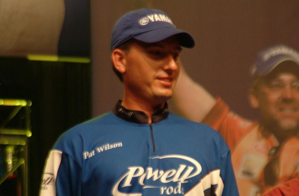 Image for Wilson maintains co-angler lead at Forrest Wood Cup