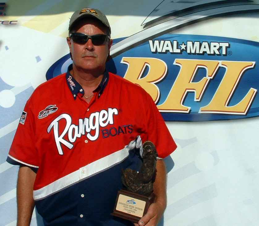 Image for Rhyne wins Walmart BFL event on Clarks Hill Lake