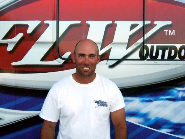 Image for Fitzpatrick wins Walmart BFL Regional on Kentucky-Barkley lakes