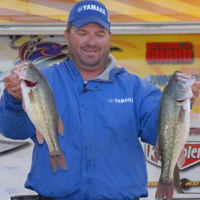 Image for Curtis still in command at Stren Series Championship
