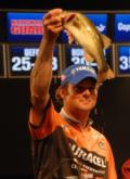 Duracell pro Brennan Bosley of Benton, Ark., finished fourth with a two-day of 27 pounds, 3 ounces worth $27,000.