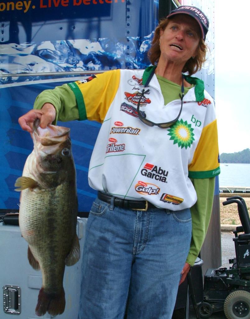 Image for Quick Bites: FLW Tour, Lake Guntersville, Day 2